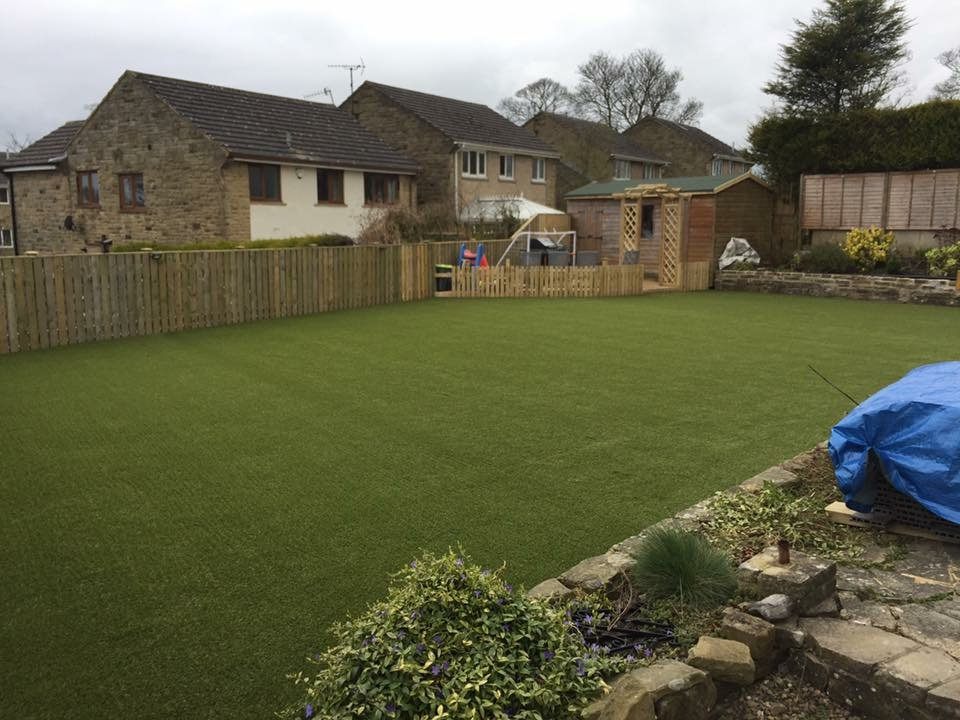 Landscaping Pendle